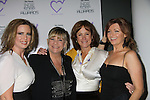 Martha Bryne, Kim Zimmer, Hillary B. Smith, Anne Sayre at the 2nd Annual Indie Soap Awards presented by We Love Soaps on February 21, 2011 at The Ailey Studios, New York City, New York. (Photo by Sue Coflin/Max Photos)