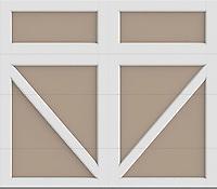 Sandtone / White