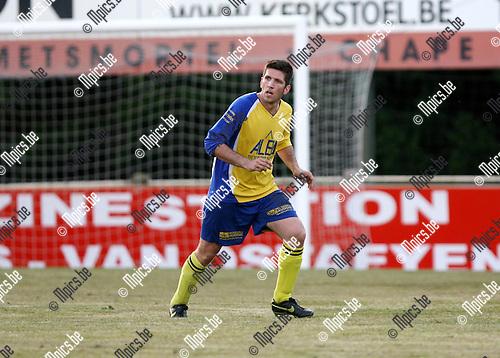 2010-07-22 / Seizoen 2010-2011 / Voetbal / KFC De Kempen / Sven Meeusen..Foto: mpics