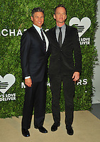 NEW YORK, NY - OCTOBER 17: David Burtka and Neil Patrick Harris at the God's Love We Deliver Golden Heart Awards on October 17, 2016 in New York City. Credit: John Palmer/MediaPunch