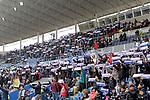 Getafe CF's supporters during La Liga match. February 09,2019. (ALTERPHOTOS/Alconada)