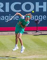 Den Bosch, Netherlands, 13 June, 2017, Tennis, Ricoh Open, Alexander Zverev (GER)<br /> Photo: Henk Koster/tennisimages.com