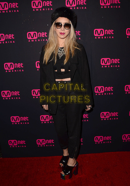 26 February 2014 - West Hollywood, California - TOKiMONSTA. Arrivals for the Los Angeles series premiere launch party of Mnet's &quot;Alpha Girls&quot; at Greystone Manor in West Hollywood, Ca. <br /> CAP/ADM/BT<br /> &copy;Birdie Thompson/AdMedia/Capital Pictures