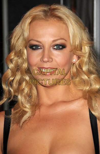 "LIZ FULLER .Attending the film premiere of ""Sisterhood"" at the Odeon Covent Garden, London, England, UK, .October 9, 2008. .portrait headshot wavy hair  blonde .CAP/CAS.©Bob Cass/Capital Pictures"