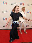 Julie White and Martha Plimpton attend a Special Broadway HD screening of Holland Taylor's 'Ann' at the the Elinor Bunin Munroe Film Center on June 14, 2018 in New York City.