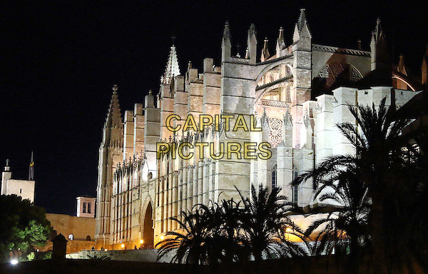 Cathedral in the capital city of Palma, Majorca, September 2016<br /> CAP/ROS<br /> &copy;Steve Ross/Capital Pictures