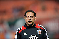 Dwayne De Rosario.  Sporting KC defeated D.C. United, 1-0, at RFK Stadium in Washington, DC.