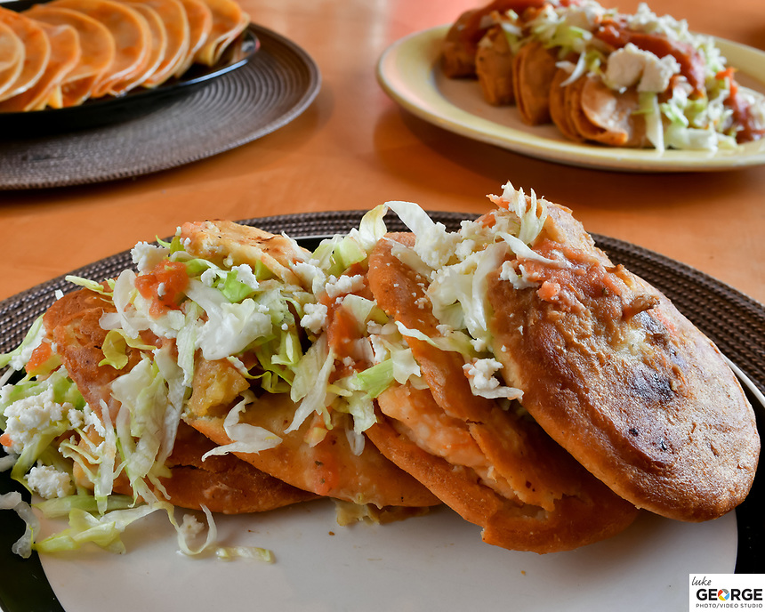 Antojitos Mexicanos El Chiquilin Menu Shoot.  Bay Area restaurant photography by Luke George 2018.  Contact Guadalupe for catering 510-228-7383