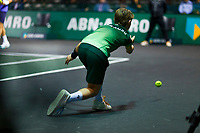 Rotterdam, The Netherlands, 12 Februari 2020, ABNAMRO World Tennis Tournament, Ahoy, Ballboy.<br /> Photo: www.tennisimages.com