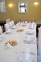 Lunch. Wine Art Estate Winery, Microchori, Drama, Macedonia, Greece