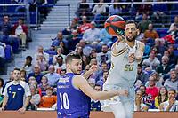 2019.12.22 ACB Real Madrid Baloncesto Vs Andorra