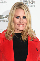 Danielle Armstrong arriving for the Natural History Museum Ice Rink launch party 2017, London, UK. <br /> 25 October  2017<br /> Picture: Steve Vas/Featureflash/SilverHub 0208 004 5359 sales@silverhubmedia.com