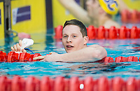 Picture by Allan McKenzie/SWpix.com - 17/12/2017 - Swimming - Swim England Nationals - Swim England National Championships - Ponds Forge International Sports Centre, Sheffield, England - Kevin Wallbank.