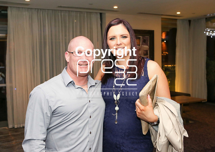 Pictured at the Limerick Sports Partnership Sports Awards were: Shane &amp; Amanda Brody.<br /> Picture  Credit Brian Gavin Press 22