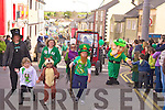 The St Patricks Day parade in Killorglin on Thursday.