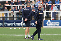 Chesterfield FC Manager, John Sheridan during Bromley vs Chesterfield, Vanarama National League Football at the H2T Group Stadium on 7th September 2019