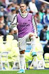 Real Madrid's Eden Hazard during La Liga match. September 14,2019. (ALTERPHOTOS/Acero)