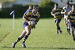 Patumahoe 2nd five eight B. Batten. Counties Manukau Premier Club Rugby, Patumahoe vs Manurewa played at Patumahoe on Saturday 6th May 2006. Patumahoe won 20 - 5.