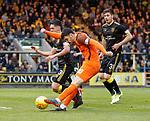 11.05.2018 Livingston v Dundee Utd:  Scott Fraser scores for Dundee Utd