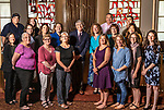 Portraits of Clergy and Staff at Larchmont Temple<br />