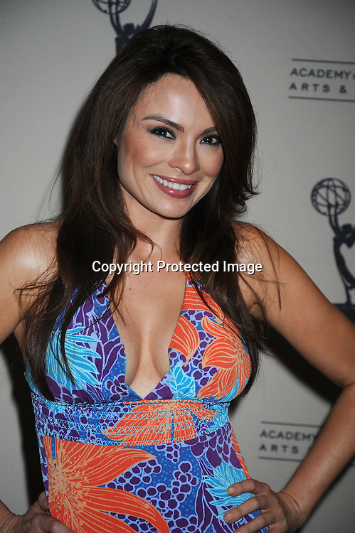 Lilly Melgar attending The TV Academy's Programming Peer Group cocktail Reception in honor of the 2010 nominees on June 24, 2010 at the SLS Hotel in Beverly Hills in California . .Robin Platzer/ Twin Images