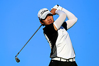 Poom Sakansin (THA) during the first round of the Lyoness Open powered by Organic+ played at Diamond Country Club, Atzenbrugg, Austria. 8-11 June 2017.<br /> 08/06/2017.<br /> Picture: Golffile | Phil Inglis<br /> <br /> <br /> All photo usage must carry mandatory copyright credit (&copy; Golffile | Phil Inglis)