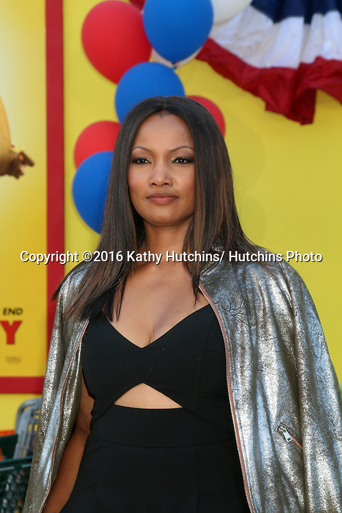 "LOS ANGELES - AUG 9:  Garcelle Beauvais at the ""Sausage Party"" Premiere at the Village Theater on August 9, 2016 in Westwood, CA"