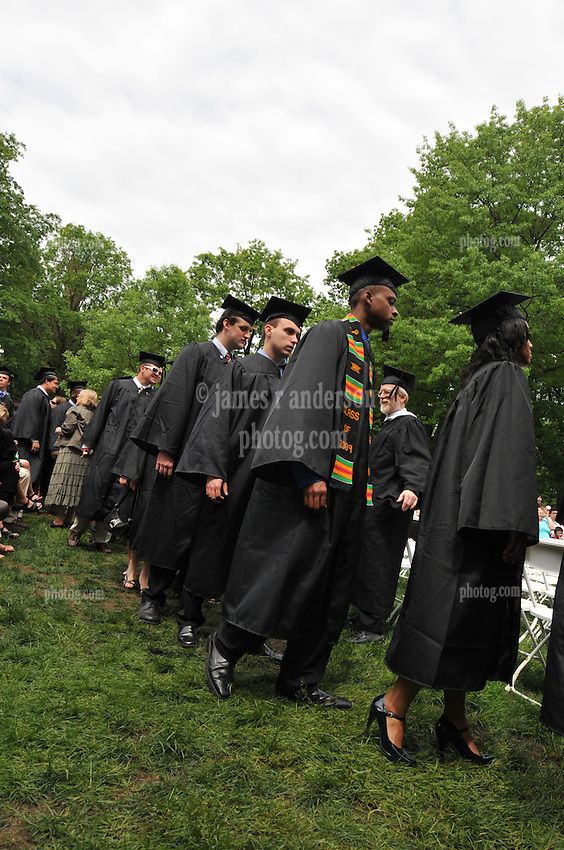 Yale University Commencement 2009