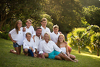 Fowler-Sittig family at the Fairmont Southampton