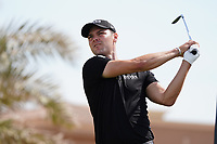 Martin Kaymer (GER) on the 8th during Round 3 of the Saudi International at the Royal Greens Golf and Country Club, King Abdullah Economic City, Saudi Arabia. 01/02/2020<br /> Picture: Golffile | Thos Caffrey<br /> <br /> <br /> All photo usage must carry mandatory copyright credit (© Golffile | Thos Caffrey)