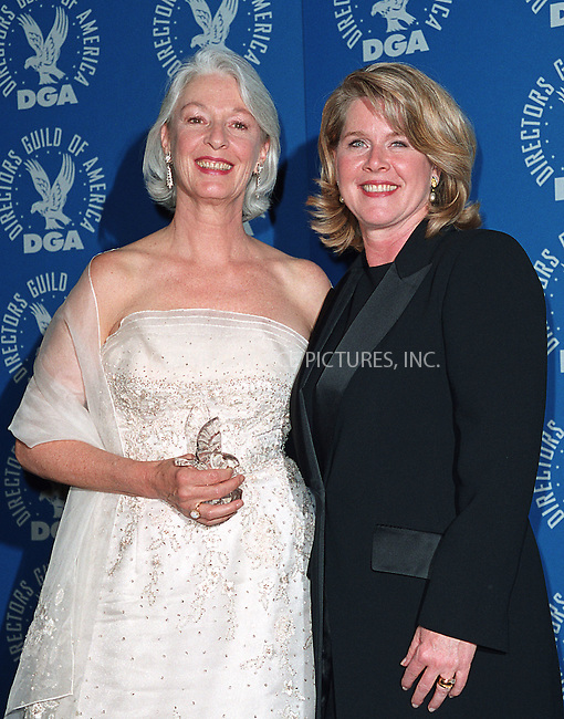 Jane Alexander and Tipper Gore at the Directors Guild of America Honors 2002 at the Waldorf-Astoria in New York City. June 9, 2002. Please byline: Alecsey Boldeskul/NY Photo Press.   ..*PAY-PER-USE*      ....NY Photo Press:  ..phone (646) 267-6913;   ..e-mail: info@nyphotopress.com