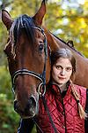 20120918 Sarah and Horse
