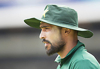 Mohammad Amir (Pakistan) during Pakistan vs Bangladesh, ICC World Cup Cricket at Lord's Cricket Ground on 5th July 2019