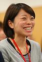 Miyako Sumiyoshi, APRIL 22, 2013 : The Building up Team Japan 2013 for Sochi at Ajinomoto NTC, Tokyo, Japan. (Photo by AFLO SPORT)