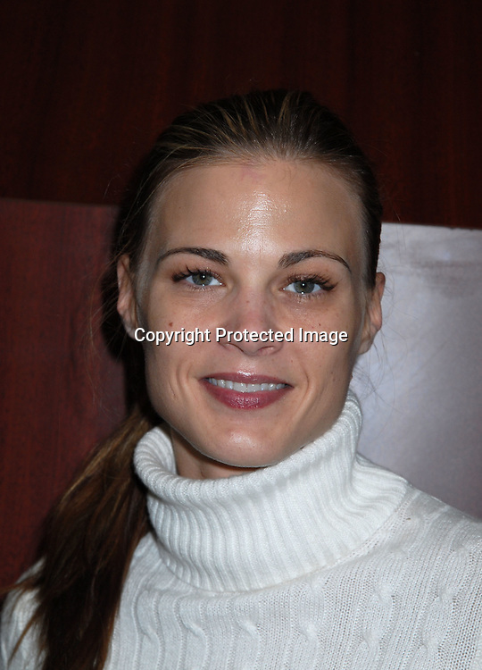 Gina Tognoni ..at The Gus Bus Harbor Cruise on October 15, 2006 on World Yacht Boat Temptress.                                         Robin Platzer, Twin Images