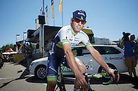 Michael Albasini (SUI/Orica-GreenEDGE)<br /> <br /> 2014 Tour de France<br /> stage 12: Bourg-en-Bresse - Saint-Eti&egrave;nne (185km)