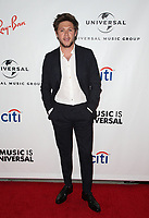 LOS ANGELES, CA - FEBRUARY 10: Niall Horan at the Universal Music Group Grammy After party celebrating the 61st Annual Grammy Awards at The Row in Los Angeles, California on February 10, 2019. Credit: Faye Sadou/MediaPunch