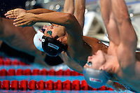 Mirco Di Tora Italia Men's 4x100 Medley Relay <br /> Swimming - Nuoto <br /> Barcellona 4/8/2013 Palau St Jordi <br /> Barcelona 2013 15 Fina World Championships Aquatics <br /> Foto Andrea Staccioli Insidefoto