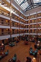 Indien, Himachal Pradesh, Shimla, im Cecil Hotel
