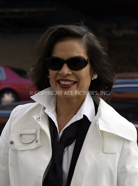 Bianka Jagger out and about in SoHo, New York. February 20, 2004. Please byline: ACE Pictures.   ..*PAY-PER-USE*      ....IMPORTANT: Please note that our old trade name, NEW YORK PHOTO PRESS (NYPP), is replaced by our new name, ACE PICTURES. New York Photo Press and ACE Pictures are owned by All Celebrity Entertainment, Inc.......All Celebrity Entertainment, Inc:  ..contact: Alecsey Boldeskul (646) 267-6913 ..Philip Vaughan (646) 769-0430..e-mail: info@nyphotopress.com