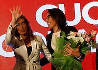 Presentazione di Valeria Valente candidato Sindaco alla Citta di Napoli<br /> Maria Elena Boschi