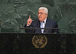 72 General Debate – 20 September <br /> <br /> <br /> by His Excellency Mahmoud Abbas, President of the State of Palestine
