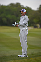 Sergio Garcia (ESP) looks over his approach shot on 14 during Round 2 of the Valero Texas Open, AT&amp;T Oaks Course, TPC San Antonio, San Antonio, Texas, USA. 4/20/2018.<br /> Picture: Golffile | Ken Murray<br /> <br /> <br /> All photo usage must carry mandatory copyright credit (&copy; Golffile | Ken Murray)