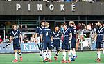 AMSTELVEEN -  Hoofdklasse competitie heren. Pinoke-SCHC (0-1) . COPYRIGHT  KOEN SUYK
