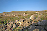 Rural landscape of the Burren, Fanore, County Clare, Ireland