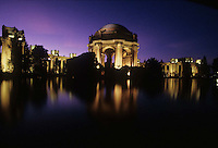 San Francisco Palace of Fine Arts, 1994