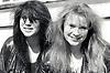 Teenage girls, UK 1989