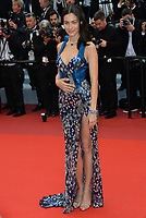 "CANNES, FRANCE. May 17, 2019: Malika Ramazzotti  at the gala premiere for ""Pain and Glory"" at the Festival de Cannes.<br /> Picture: Paul Smith / Featureflash"
