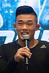 Christian Lee, fighter of One Championship - Heroes of the World during the press conference on 04 August 2016 held at Conrad Hotel, Hong Kong, China. Photo by Marcio Machado / Power Sport Images