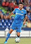 Getafe CF's Jorge Molina during friendly match. August 10,2019. (ALTERPHOTOS/Acero)